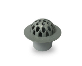(AE) Dome Grating (Grey) Or (White)