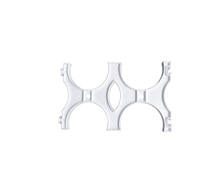 (MIS) 155mm Telephone Arches Spacer (P.P)