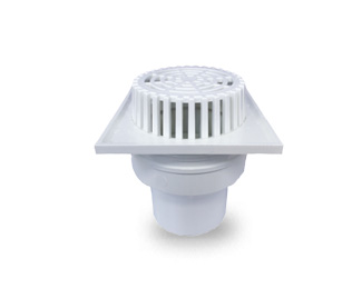 "3"" to 6"" Dome Balcony Outlet"