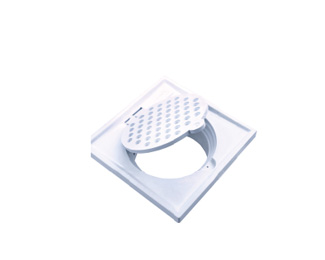 (MIS) Square Flat Grating (Heavy Duty)