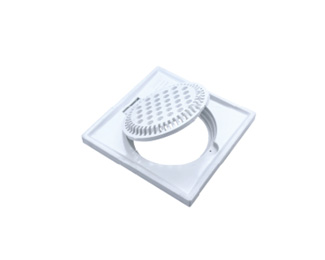 (MIS) Square Dome Grating (Heavy Duty)