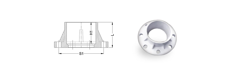 Flange Socket