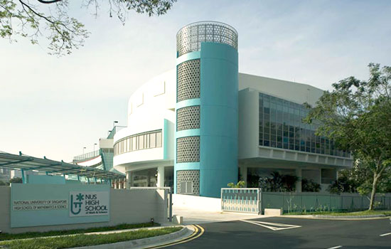 NUS Mathematics High School