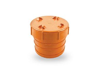 Sewer Access Cap & Plug (F/F) & (M/F)