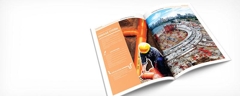 Underground Sewage & Rainwater Drainage System Catalogue