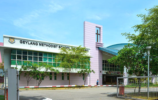 Geylang Methodist Secondary School
