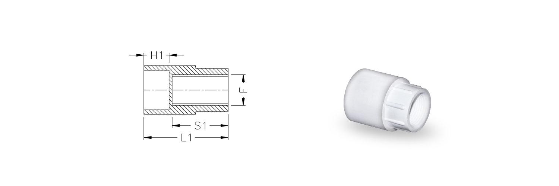 Reducing Faucet Socket
