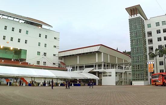 Singapore Civil Defence Force Training Centre