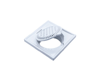 Square Domed Grating (Heavy Duty)