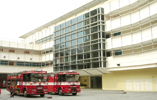 Yishun Fire Station